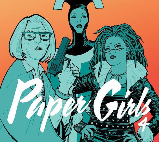 Paper Girls 4