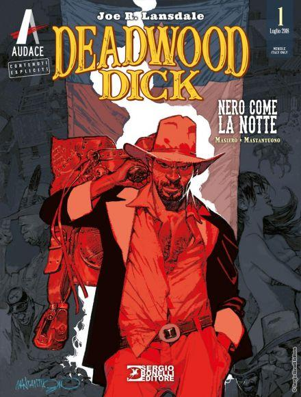 deadwood dick 1 copertina
