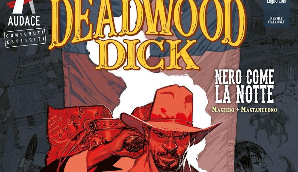deadwood dick 1 cover