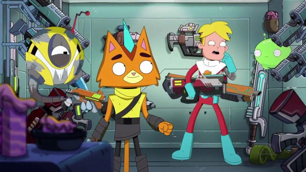 final space 1