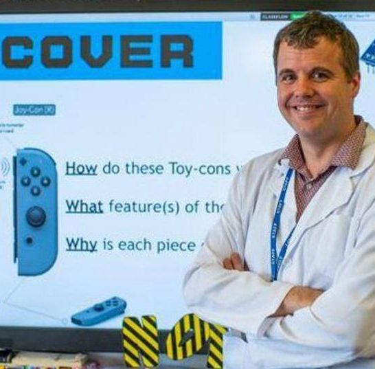 Nintendo Labo Chris McGivern