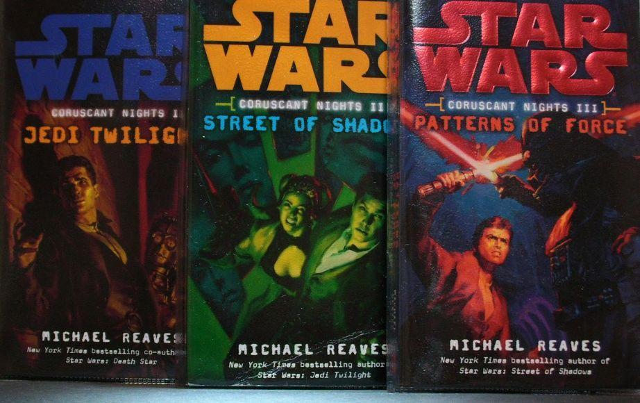 libri di star wars cn