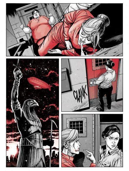 morgan lost dark novels 2