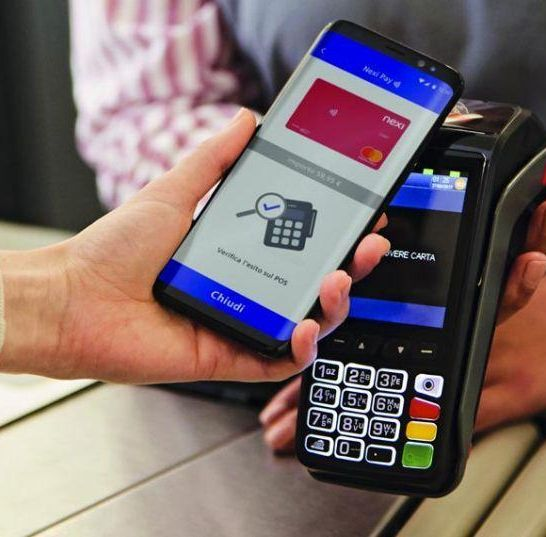 nexi pay samsung pay