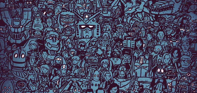 robot famosi