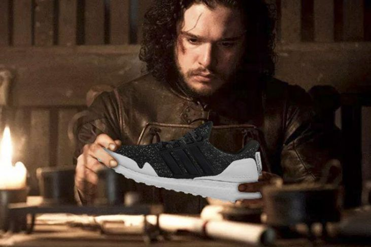 scarpe di Game of Thrones
