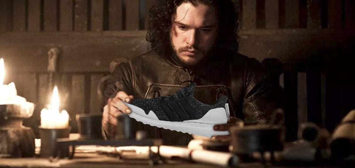 Adidas svela le scarpe de Il Trono di Spade