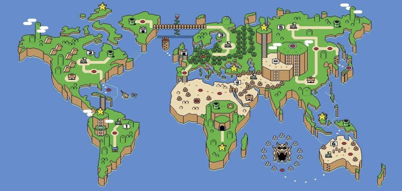videogame con il mondo più grandedi tutti
