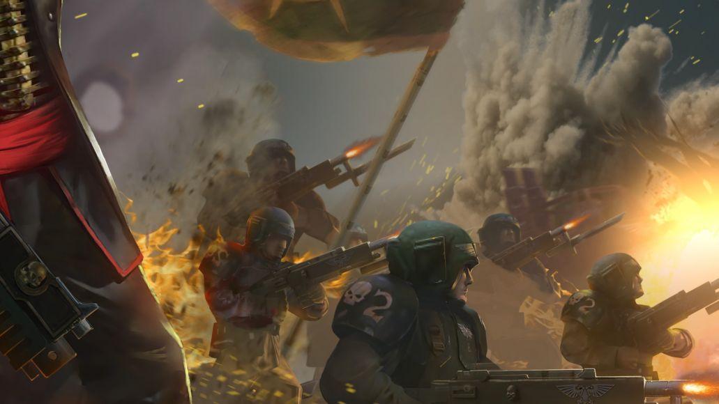 warhammer 40000 gladius - relics of war 3