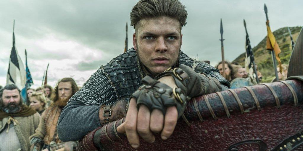 Ívarr Ragnarsson - Vikings