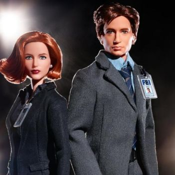 Barbie di X-Files