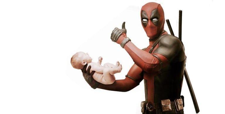Deadpool 2 Bambino