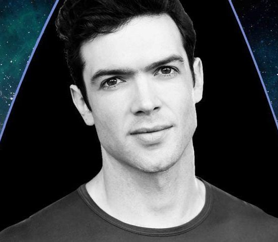 Ethan Peck Spock