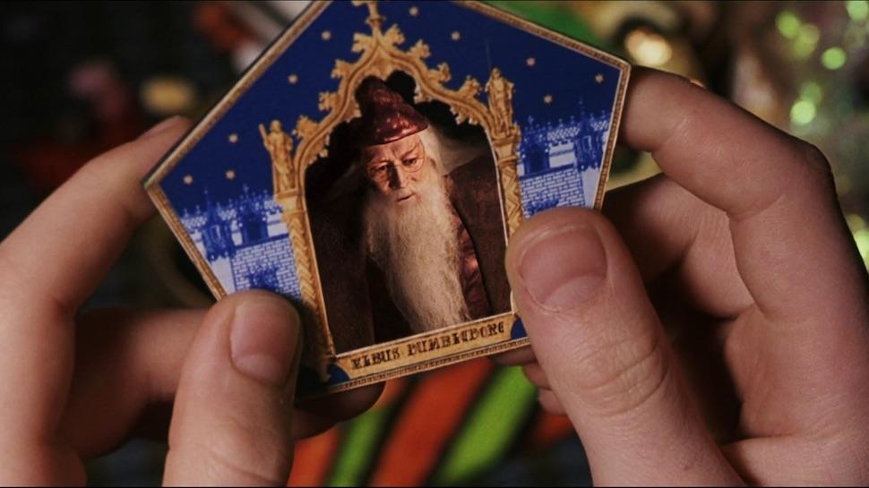 Figurine Cioccorane Harry Potter