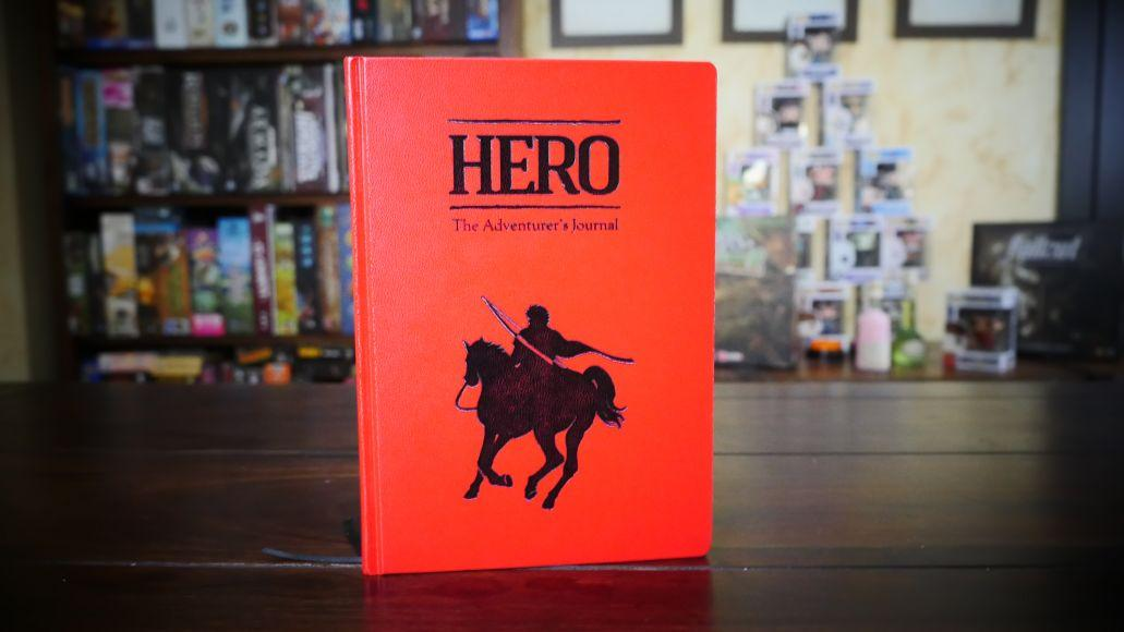Hero The Adventurer's Journal