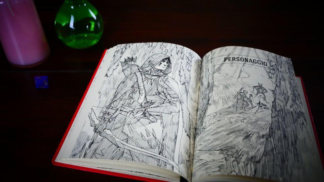 Hero: The Adventurer's Journal