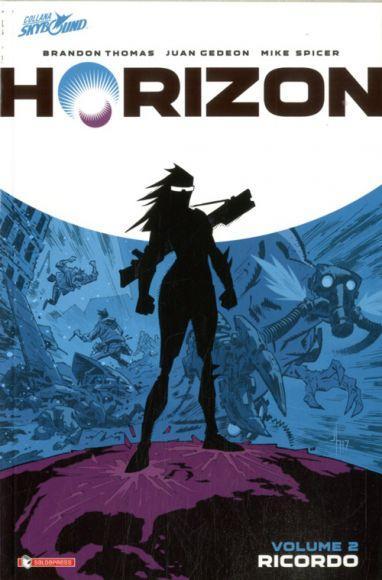 Horizon copertina