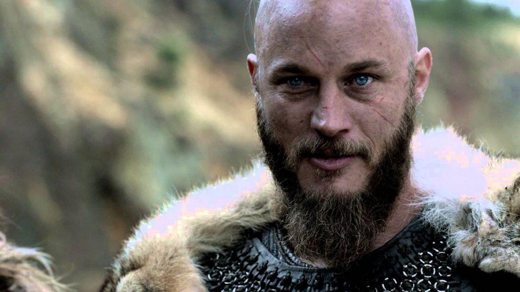 Ragnarr Loðbrók Vikings