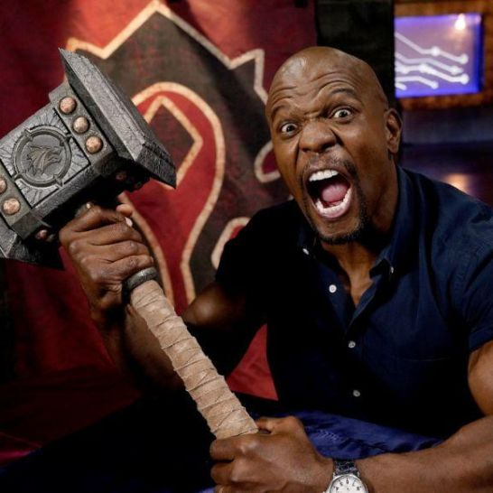 Terry Crews Dungeons & Dragons