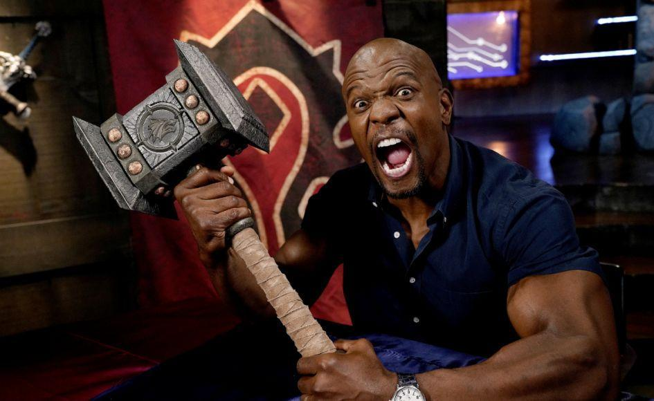 Terry Crews Dungeons & Dragons
