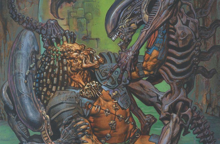 aliens 17 copertina