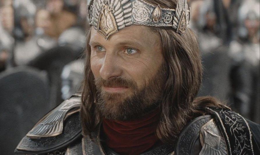 aragorn il signore degli anelli
