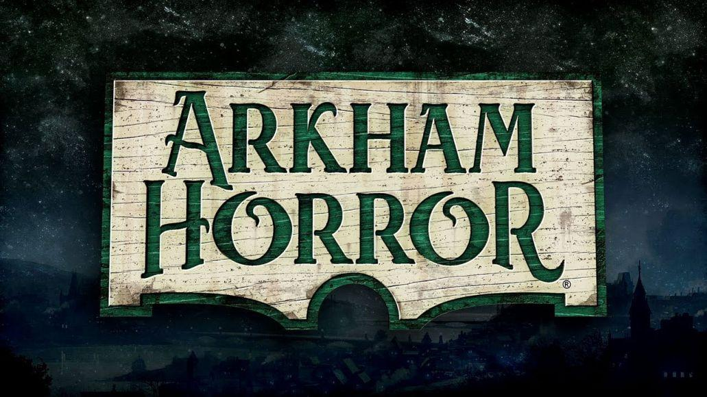 arkham horror cover