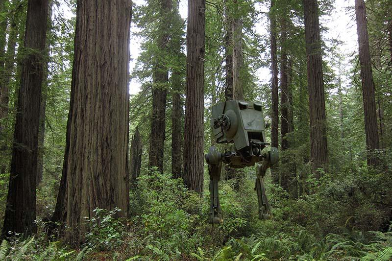 pianeti di star wars endor