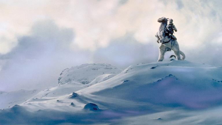 pianeti di star wars hoth
