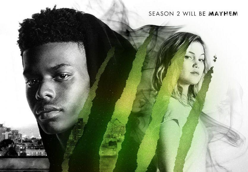 seconda stagione di Cloak e Dagger