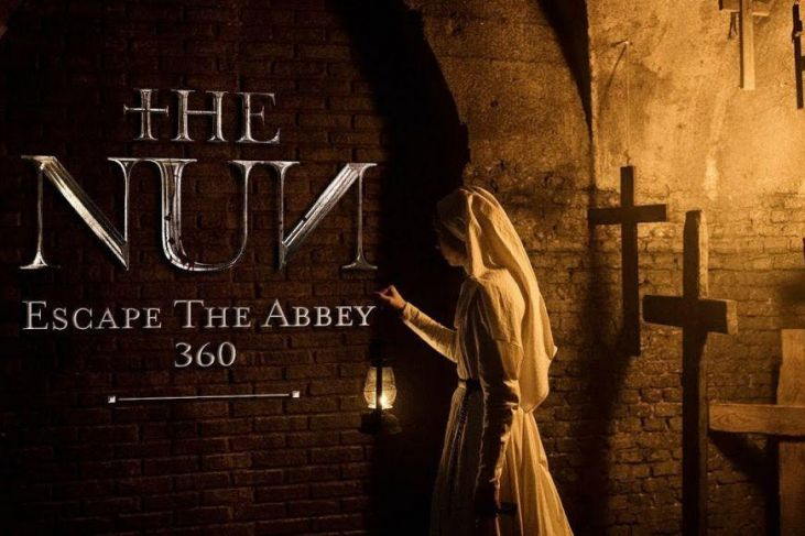 The Nun La Vocazione del Male