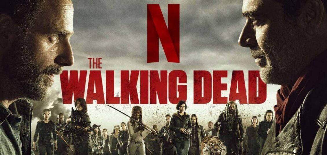 the walking dead 8 netflix