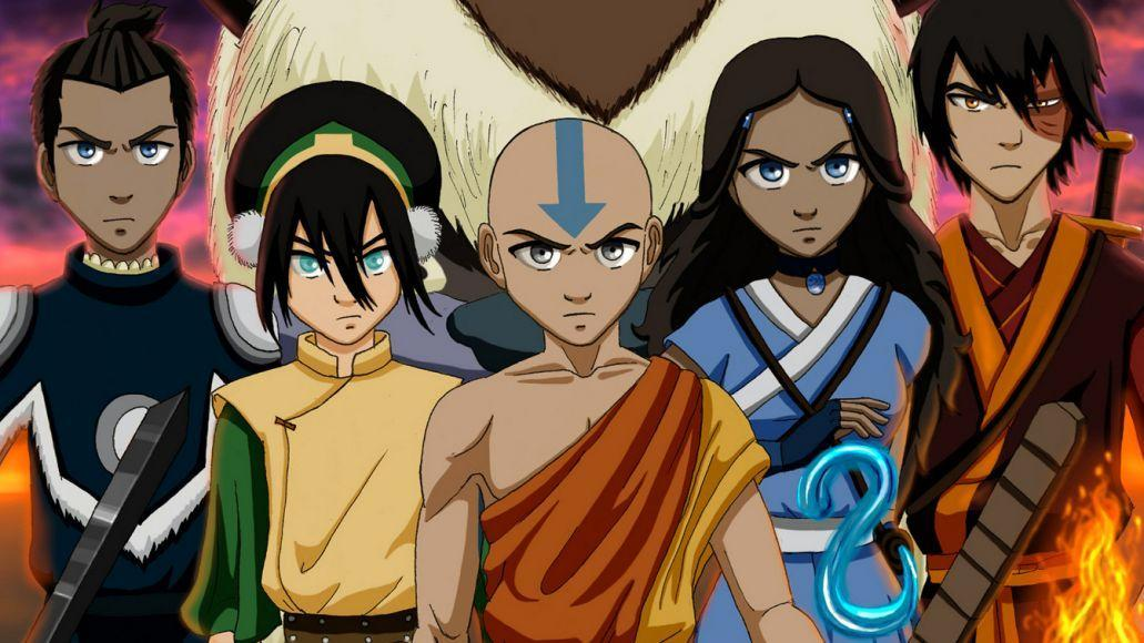 Avatar La Leggenda di Aang