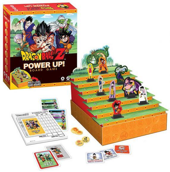 Dragon Ball Z Power Up