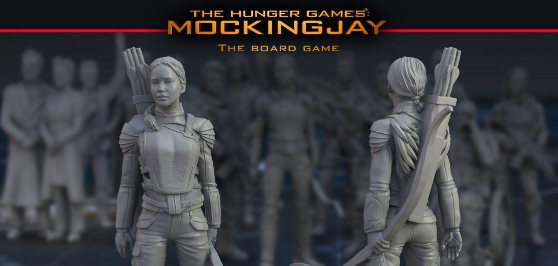 gioco da tavolo di Hunger Games
