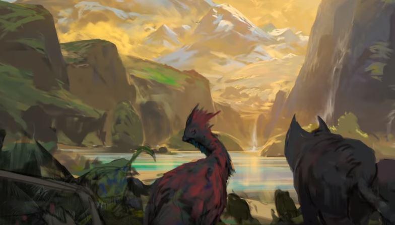 Illustrazione di una carta di Magic: The Gathering