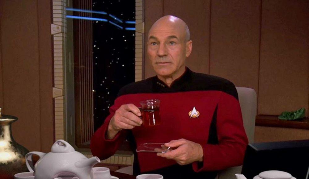 Patrick Stewart Star Trek