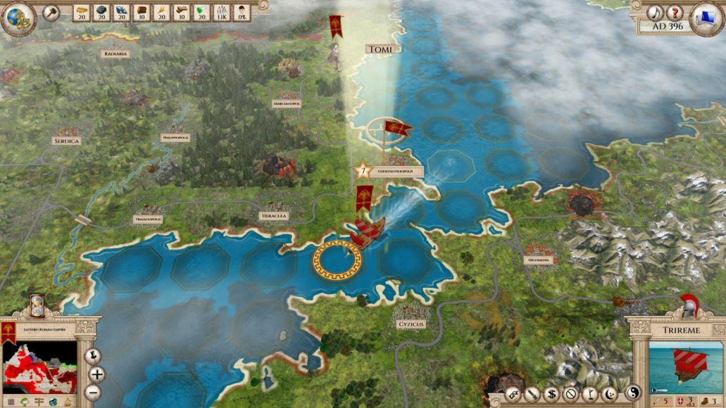 aggressor ancient rome 2