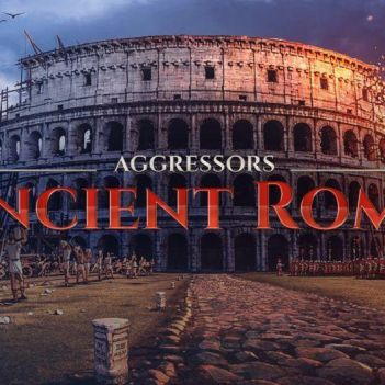 aggressor ancient rome cover