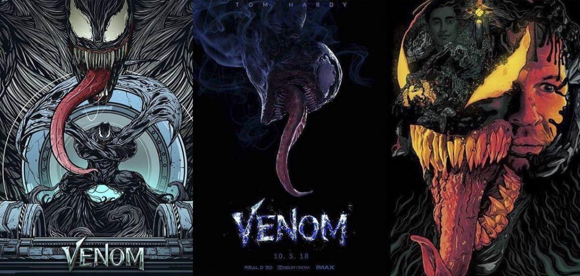 art poster di Venom