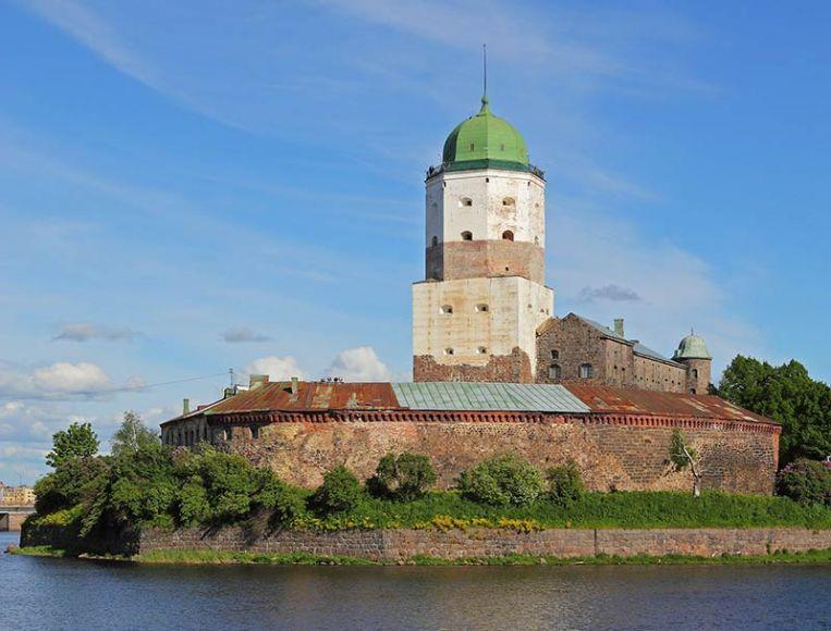 Castello di Vyborg