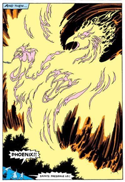 dark phoenix 1