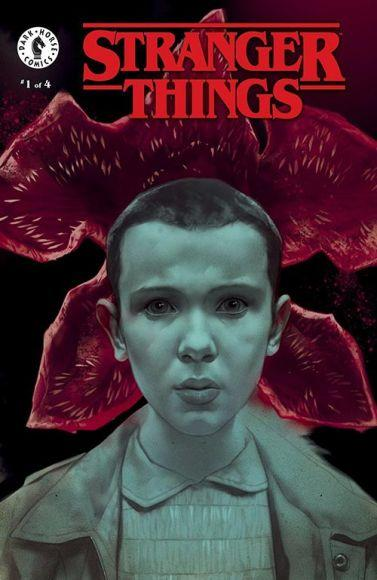fumetto di Stranger Things