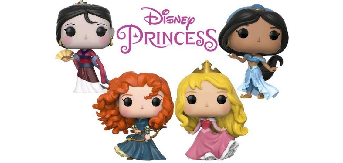 Funko Pop delle Principesse Disney