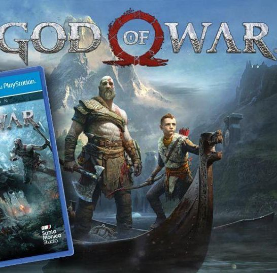 God of War Bonus Edition