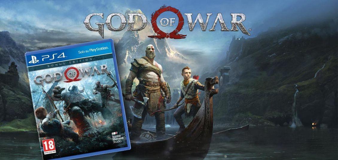 God of War Bonus Edition