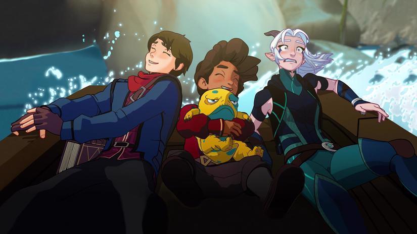 il principe dei draghi 1