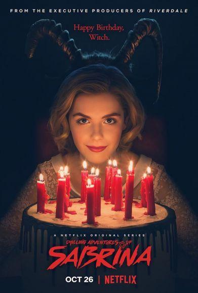 Le Terrificanti Avventure di Sabrina poster