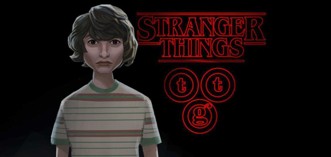 Stranger Things Telltale Games