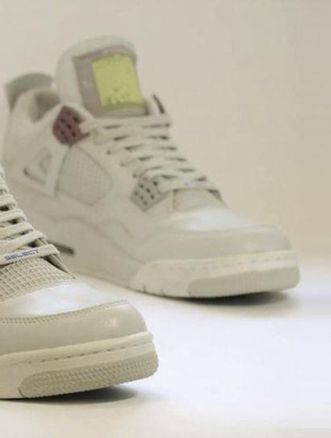 Air Jordan a tema Game Boy Freaker Sneaks
